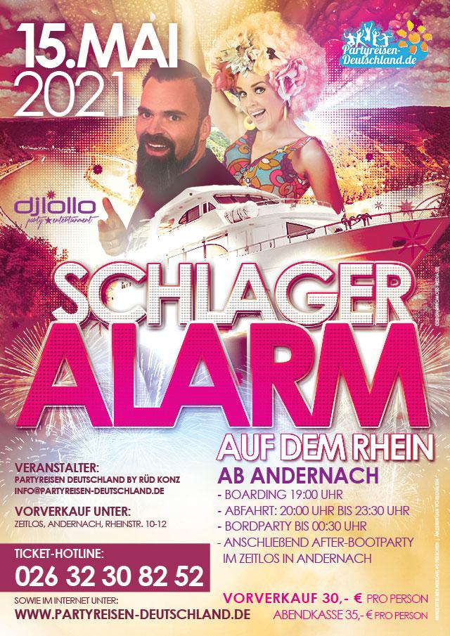 Schlager Alarm Andernach