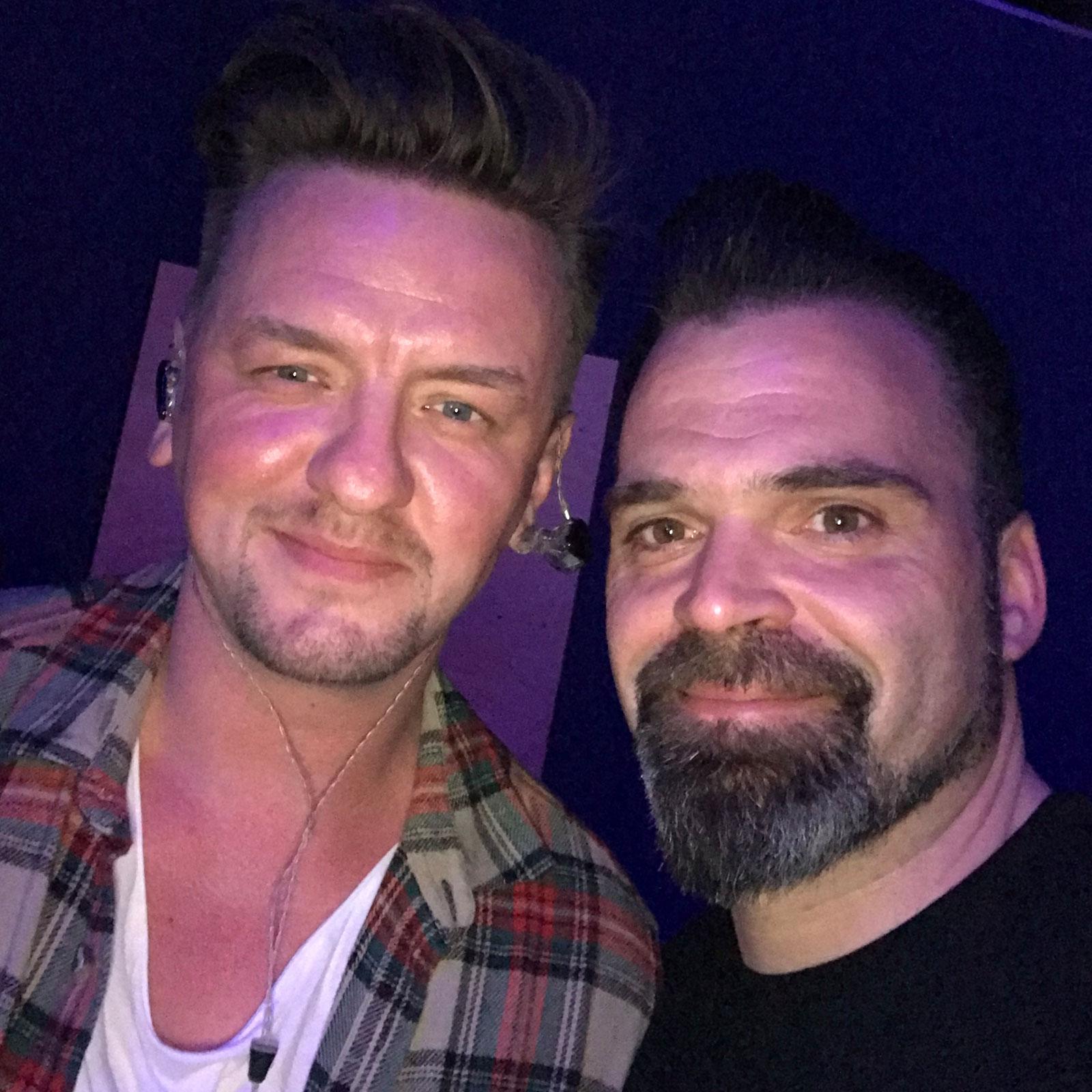 DJ Lollo mit Ben Zucker