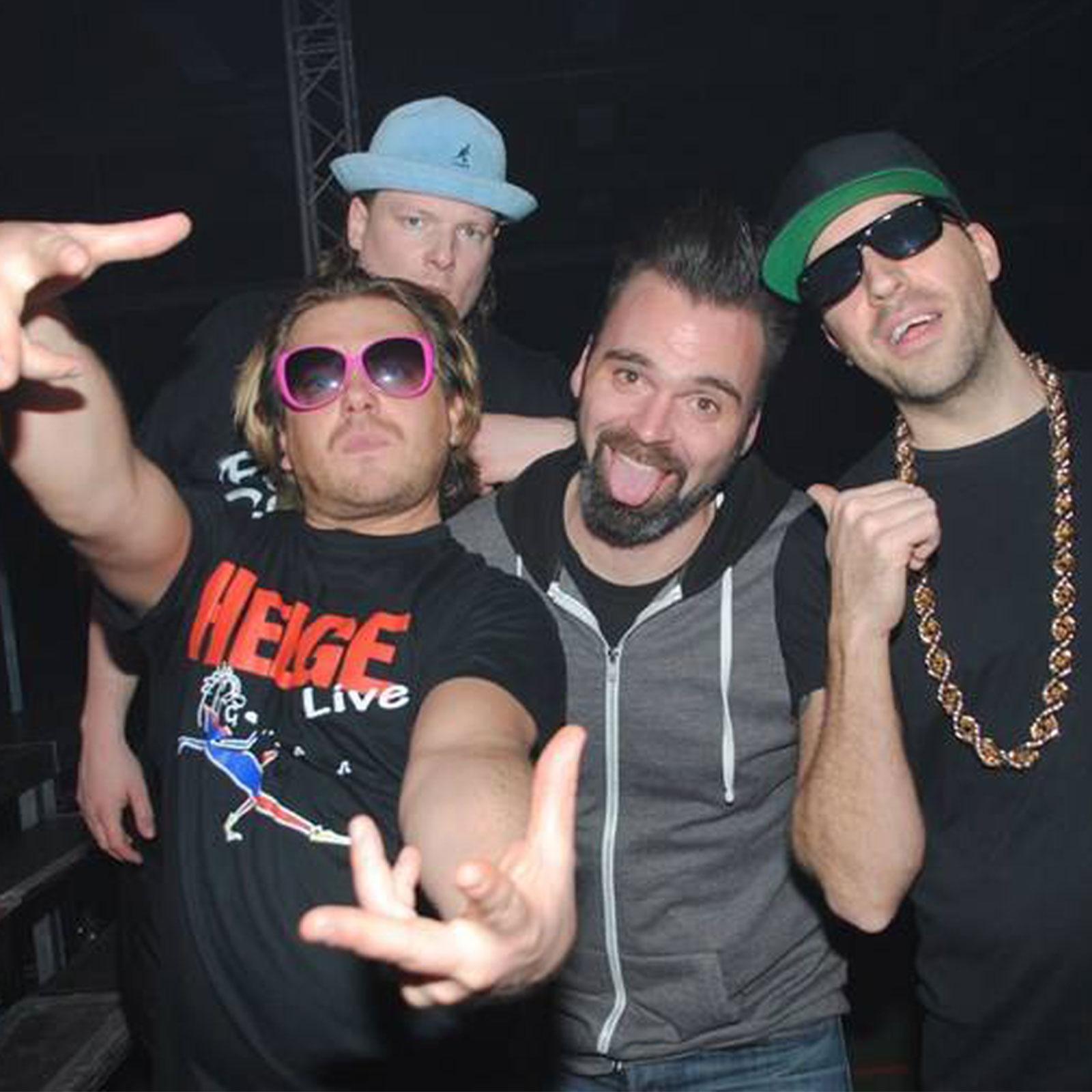 DJ Lollo mit den Atzen
