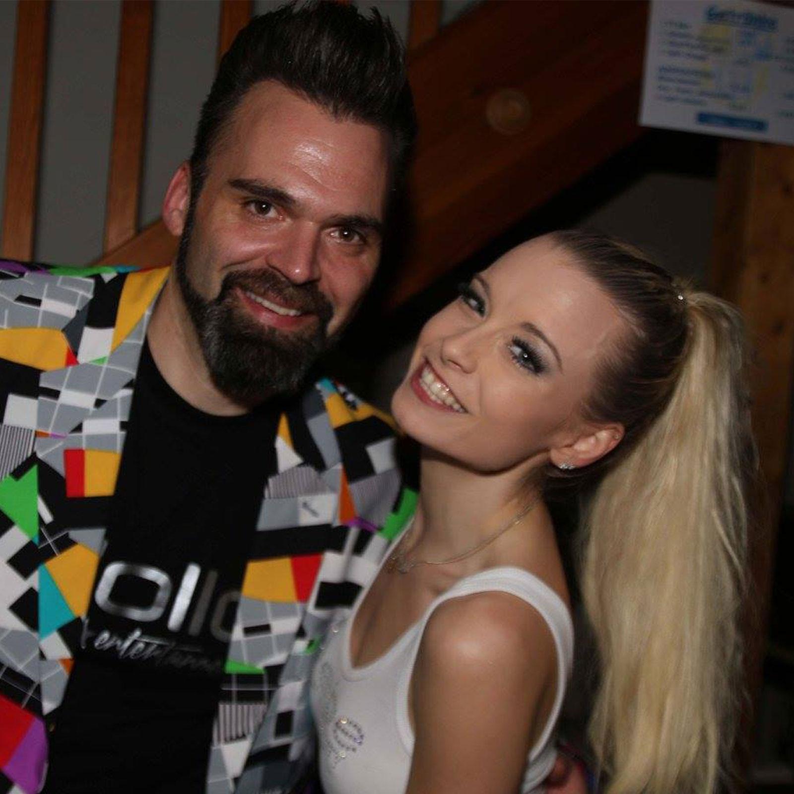 DJ Lollo mit Mia Julia