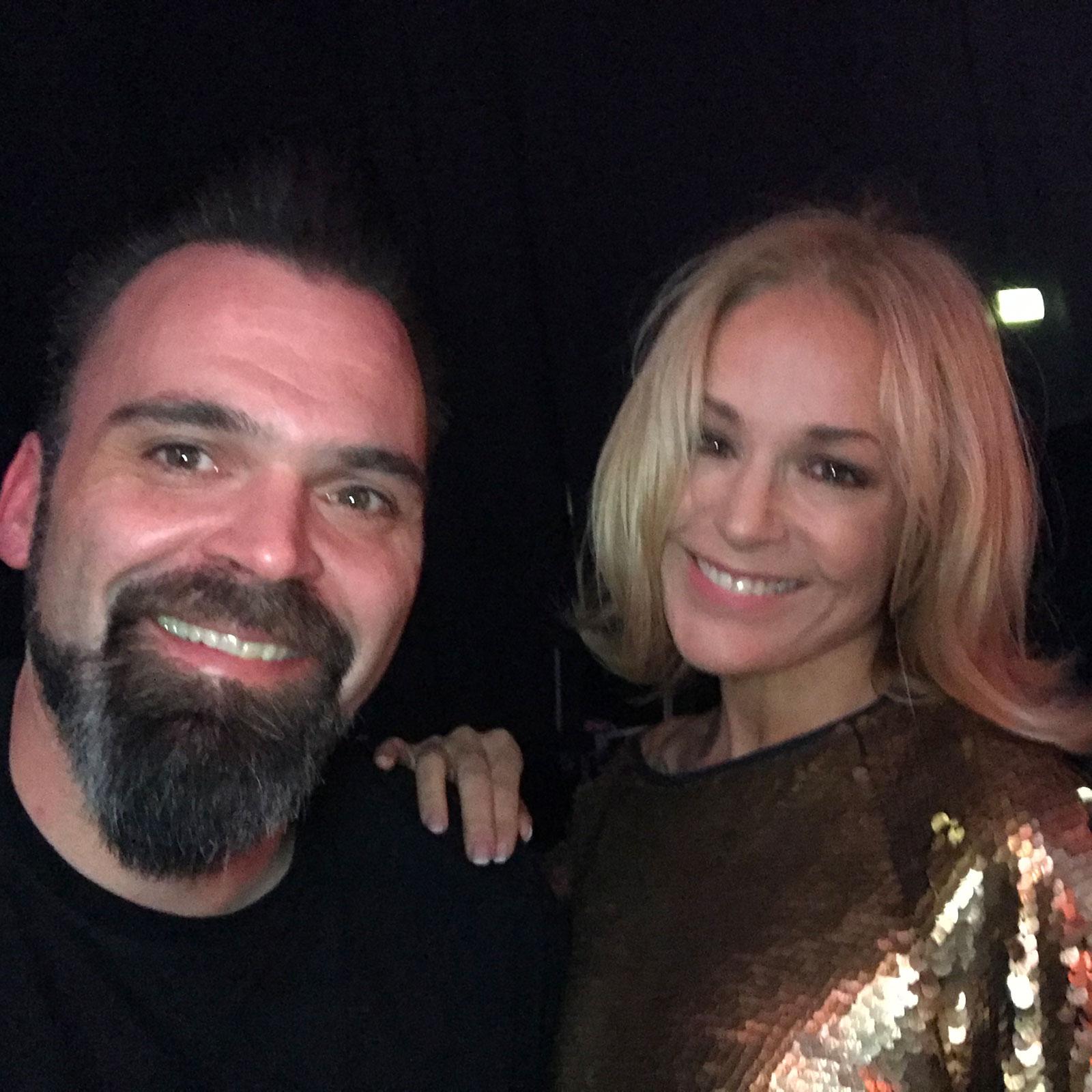 DJ Lollo mit Michelle