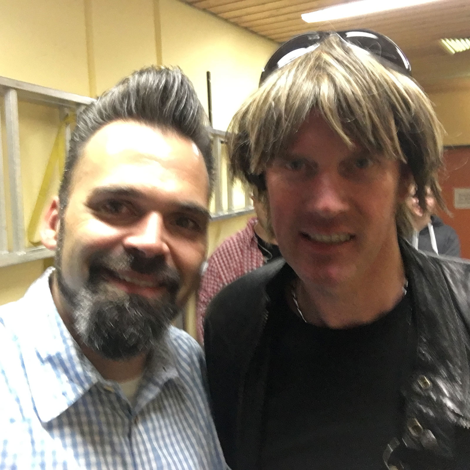 DJ Lollo mit Mickie Krause