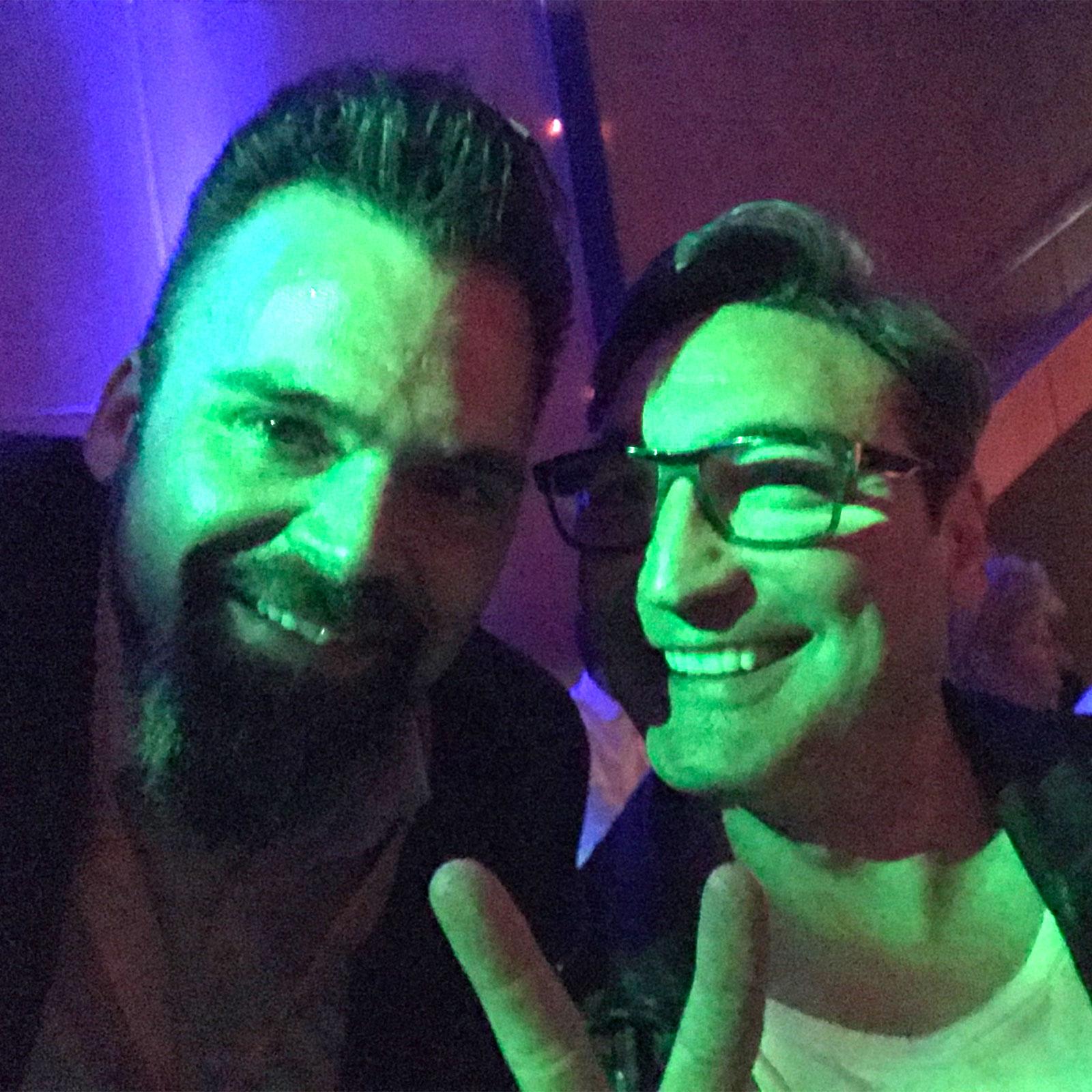 DJ Lollo mit Mousse T.