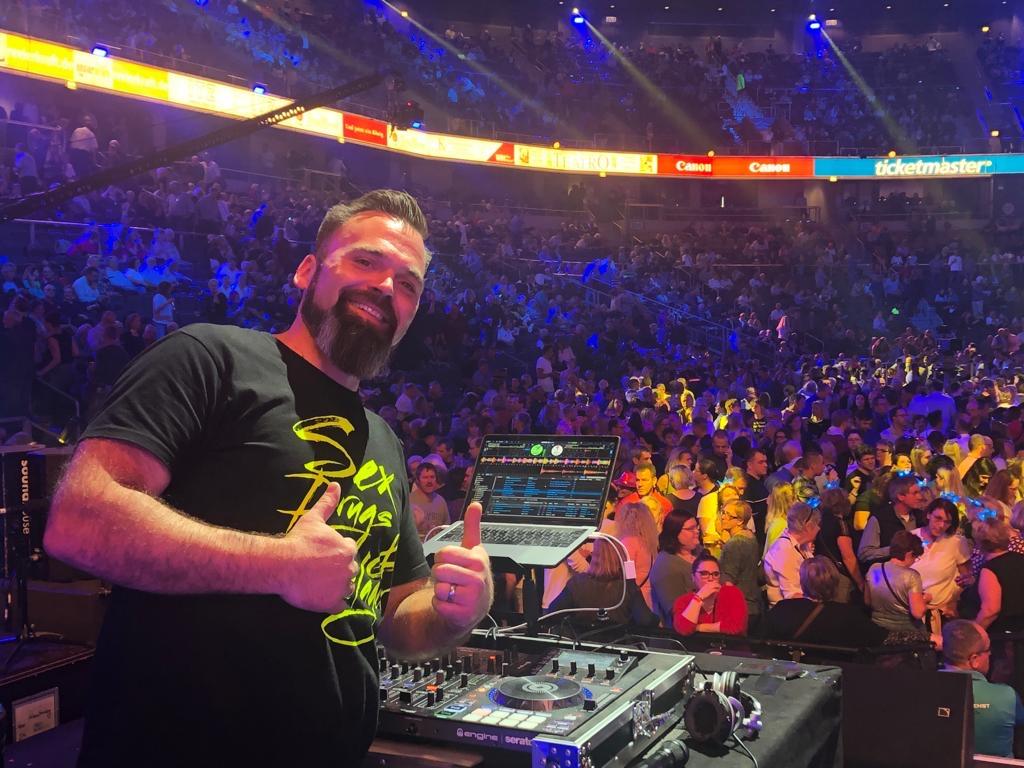 Schlagernacht des Jahres Warm Up DJ Lollo