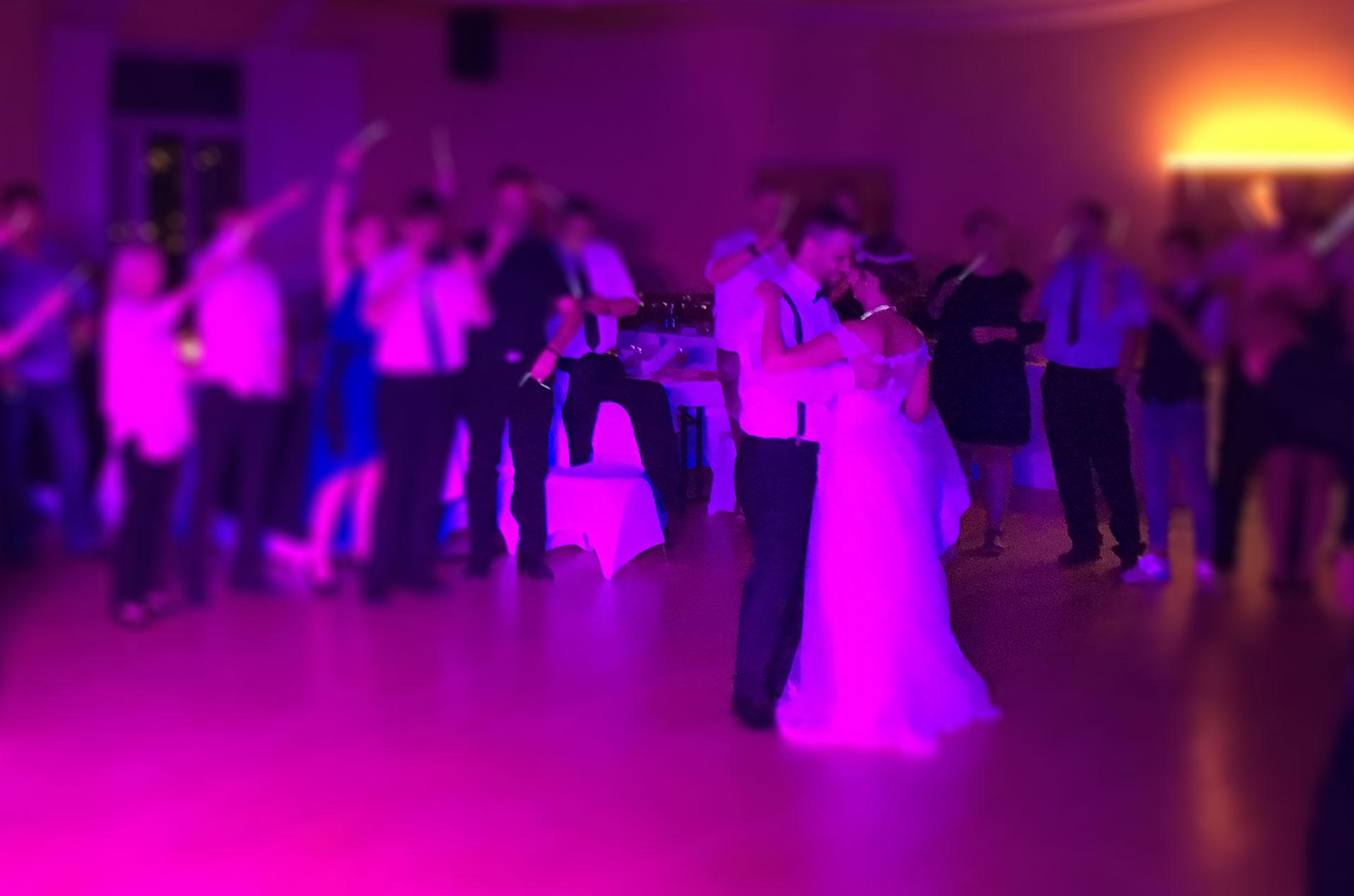 Hochzeits DJ Lollo Impressionen Hochzeitstanz