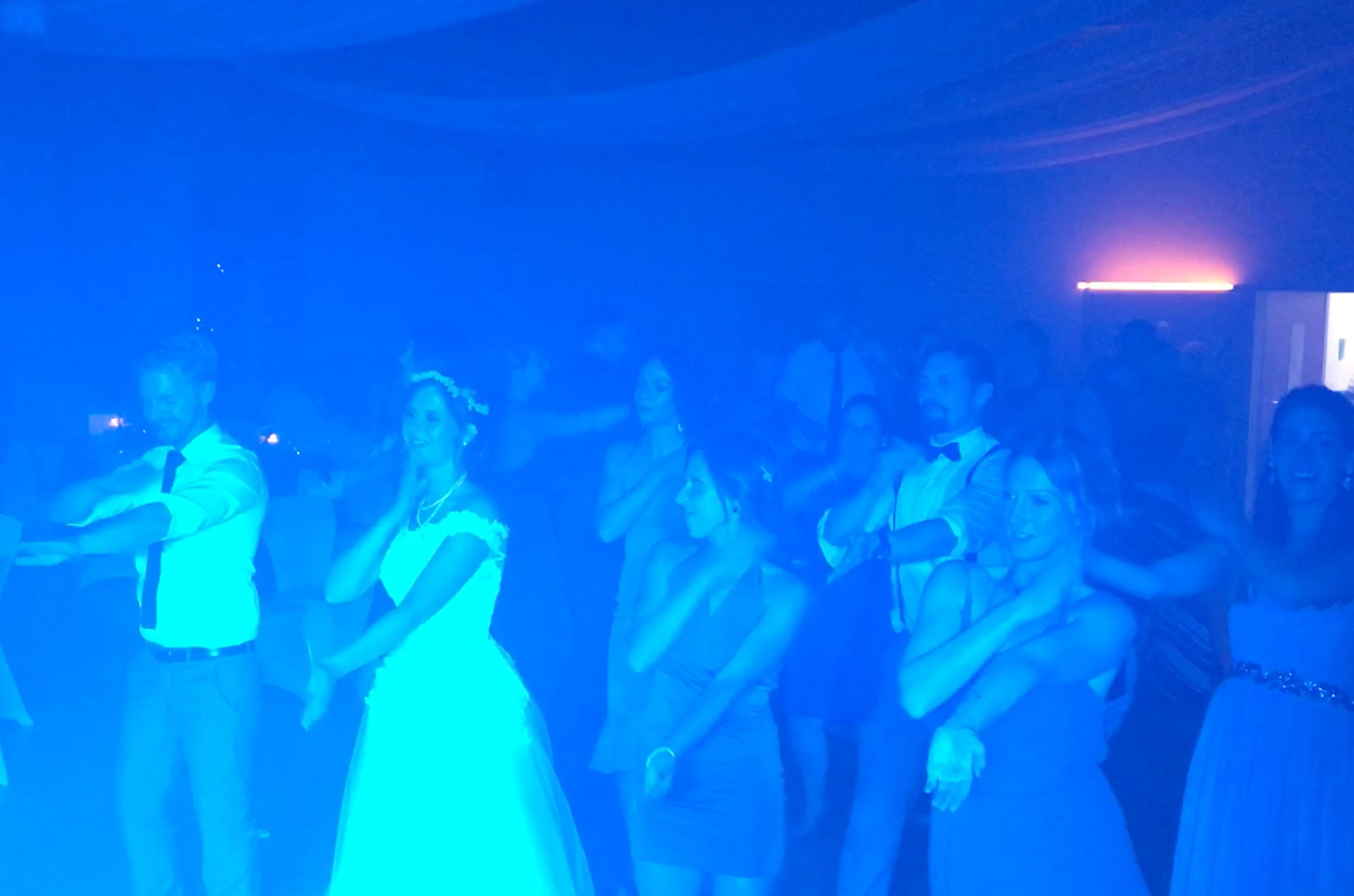 Hochzeits DJ Lollo Impressionen Macarena