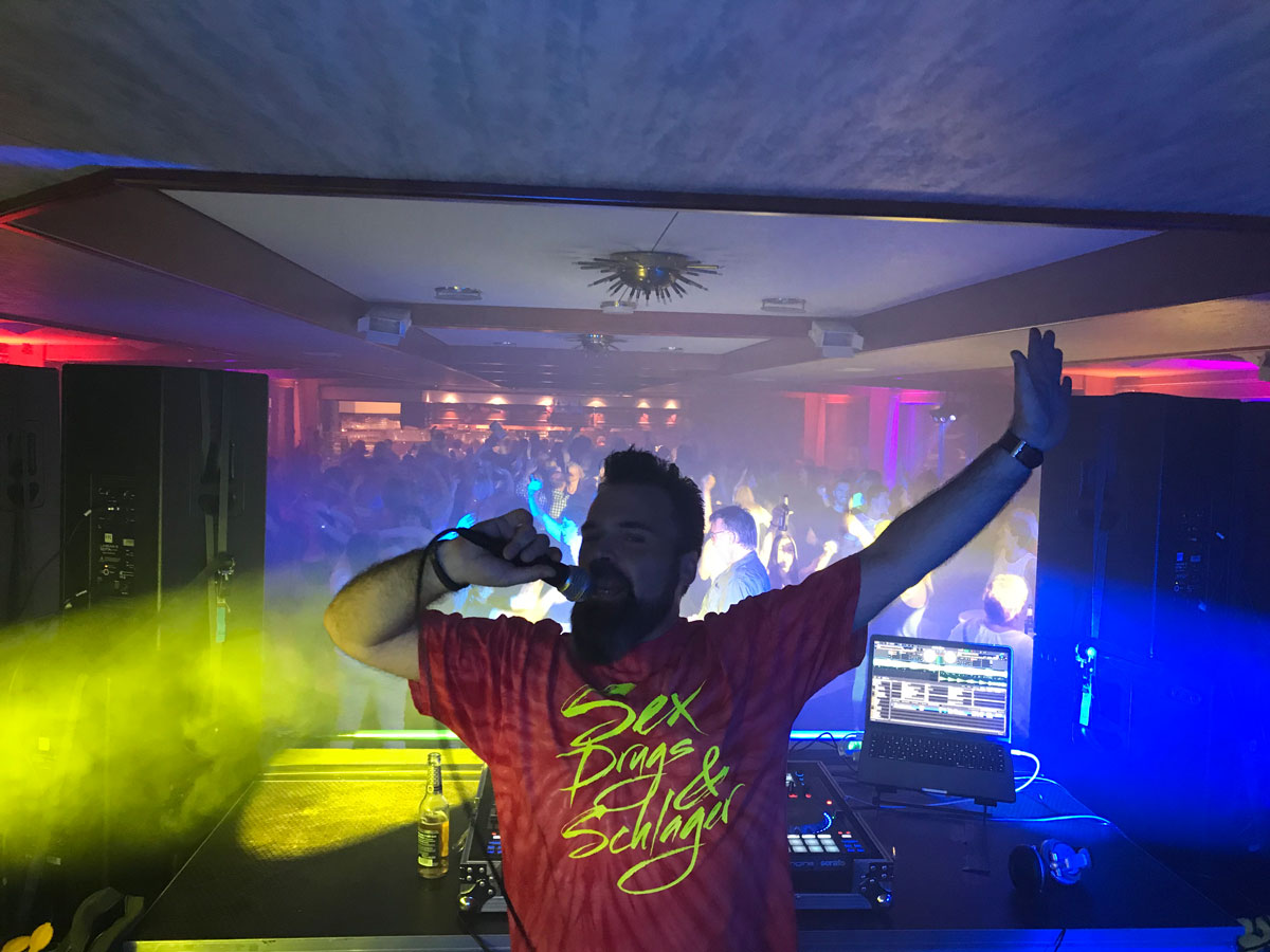 Schlagerparty DJ Lollo Andernach